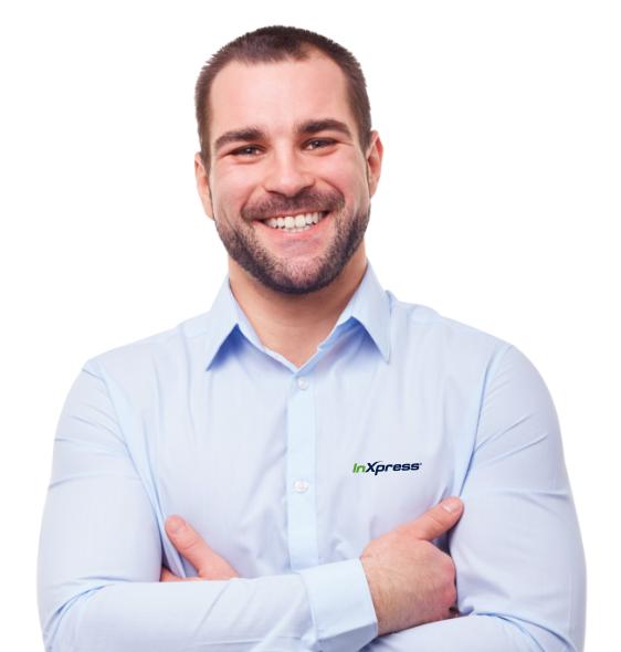 Sales man InXpress